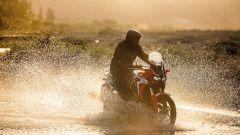 Honda Africa Twin 2015 : la provano Marquez e Barreda - Immagine: 3