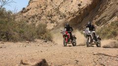 Honda Africa Twin 2015 : la provano Marquez e Barreda - Immagine: 12