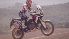 Honda Africa Twin 2015 : la provano Marquez e Barreda - Immagine: 4
