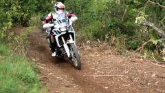 Honda CRF1000L Africa Twin: un video celebra il cambio DCT - Immagine: 10