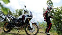 Honda CRF1000L Africa Twin: un video celebra il cambio DCT - Immagine: 1