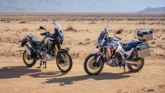 Honda Africa Twin 2020 e Honda Africa Twin Adventure Sports 2020