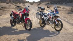 Honda Africa Twin 2020 e la nuova Africa Twin Adventure Sports