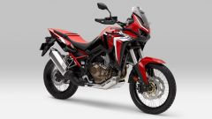 Honda Africa Twin 2021 Grand Prix Red