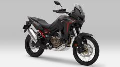 Honda Africa Twin 2021 Matt Ballistic Black Metallic