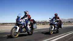 Honda Africa Twin Adventure Sports: pronta per lunghi viaggi [VIDEO] - Immagine: 7