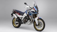 Honda Africa Twin Adventure Sports: pronta per lunghi viaggi [VIDEO] - Immagine: 8