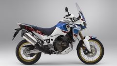 Honda Africa Twin Adventure Sports: pronta per lunghi viaggi [VIDEO] - Immagine: 9
