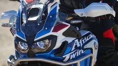 Honda Africa Twin Adventure Sports: pronta per lunghi viaggi [VIDEO] - Immagine: 6