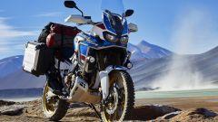 Honda Africa Twin Adventure Sport: turismo senza limiti