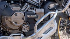 Honda Africa Twin Adventure Sports 2020: dettaglio del cambio DCT