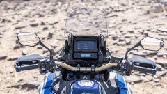 Honda Africa Twin Adventure Sports 2020: il manubrio