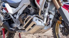 Honda Africa Twin Adventure Sports 2020: il paracoppa