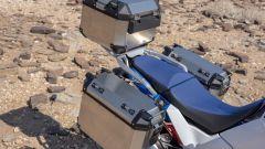 Honda Africa Twin Adventure Sports 2020: la sella