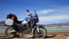 Honda Africa Twin Adventure Sports, al MBE il simbolo dei viaggi all'avventura