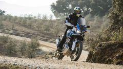 Honda Africa Twin Adventure Sports: la prova su strada e non - Immagine: 8
