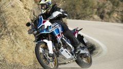 Honda Africa Twin Adventure Sports: la prova su strada e non - Immagine: 1