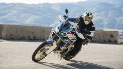 Honda Africa Twin Adventure Sports: la prova su strada e non - Immagine: 12