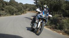 Honda Africa Twin Adventure Sports: la prova su strada e non - Immagine: 25