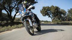 Honda Africa Twin Adventure Sports: la prova su strada e non - Immagine: 26