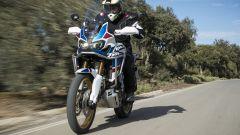 Honda Africa Twin Adventure Sports: la prova su strada e non - Immagine: 27