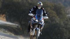 Honda Africa Twin Adventure Sports: la prova su strada e non - Immagine: 28