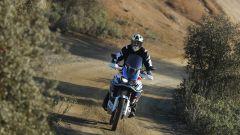 Honda Africa Twin Adventure Sports: la prova su strada e non - Immagine: 30
