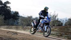 Honda Africa Twin Adventure Sports: la prova su strada e non - Immagine: 34