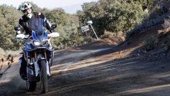 Honda Africa Twin Adventure Sports: la prova su strada e non - Immagine: 35