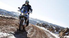 Honda Africa Twin Adventure Sports: la prova su strada e non - Immagine: 39