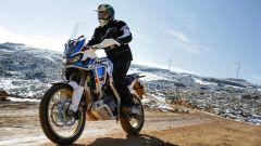 Honda Africa Twin Adventure Sports: la prova su strada e non - Immagine: 41