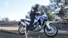 Honda Africa Twin Adventure Sports: la prova su strada e non - Immagine: 43