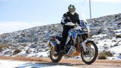 Honda Africa Twin Adventure Sports: la prova su strada e non - Immagine: 44