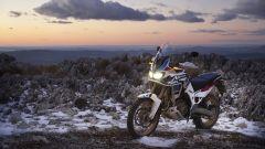 Honda Africa Twin Adventure Sports: la prova su strada e non - Immagine: 46
