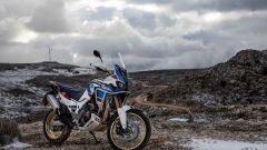 Honda Africa Twin Adventure Sports: la prova su strada e non - Immagine: 47