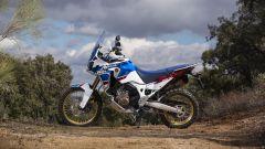Honda Africa Twin Adventure Sports: la prova su strada e non - Immagine: 48