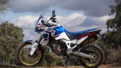 Honda Africa Twin Adventure Sports: la prova su strada e non - Immagine: 49