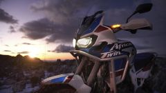 Honda Africa Twin Adventure Sports: la prova su strada e non - Immagine: 50