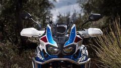 Honda Africa Twin Adventure Sports: la prova su strada e non - Immagine: 56