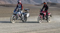 Video: le nuove Honda Africa Twin e Africa Twin Adventure Sports 2020 - Immagine: 1