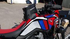 L'Honda Africa Twin 1100 si trasforma in moto ambulanza - Immagine: 10