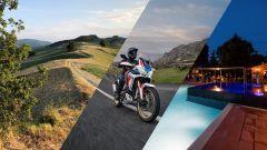Honda Africa Twin Tour 2021: date, percorso, come iscriversi, costo