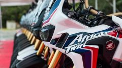 Honda Africa Twin True Adventure Sardegna 2016 - Immagine: 2
