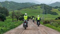 Honda Africa Twin True Adventure Sardegna 2016 - Immagine: 9