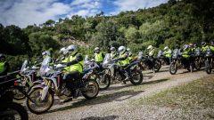 Honda Africa Twin True Adventure Sardegna 2016 - Immagine: 4