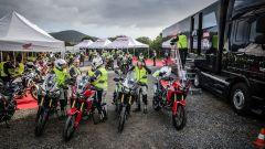 Honda Africa Twin True Adventure Sardegna 2016 - Immagine: 5