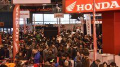 Honda al Motor Bike Expo 2018: saranno presenti tutte le novità - Immagine: 12