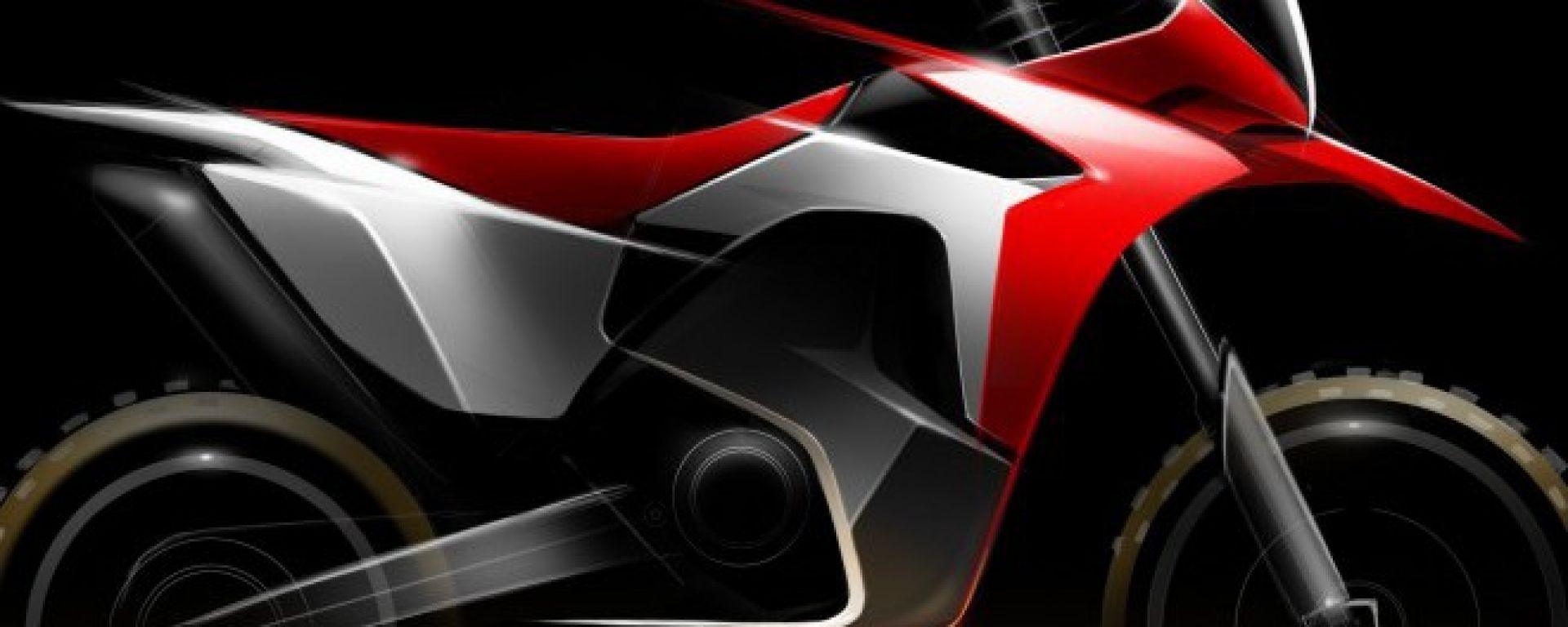 Honda torna alla Dakar