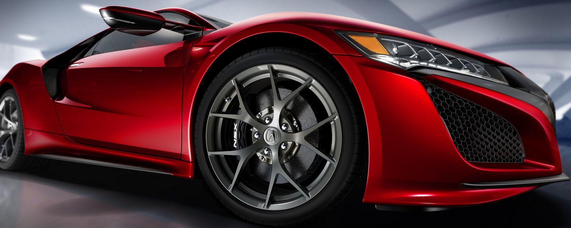 Honda: brevettato un cambio a 11 marce e tripla frizione. Debutterà sulla NSX?