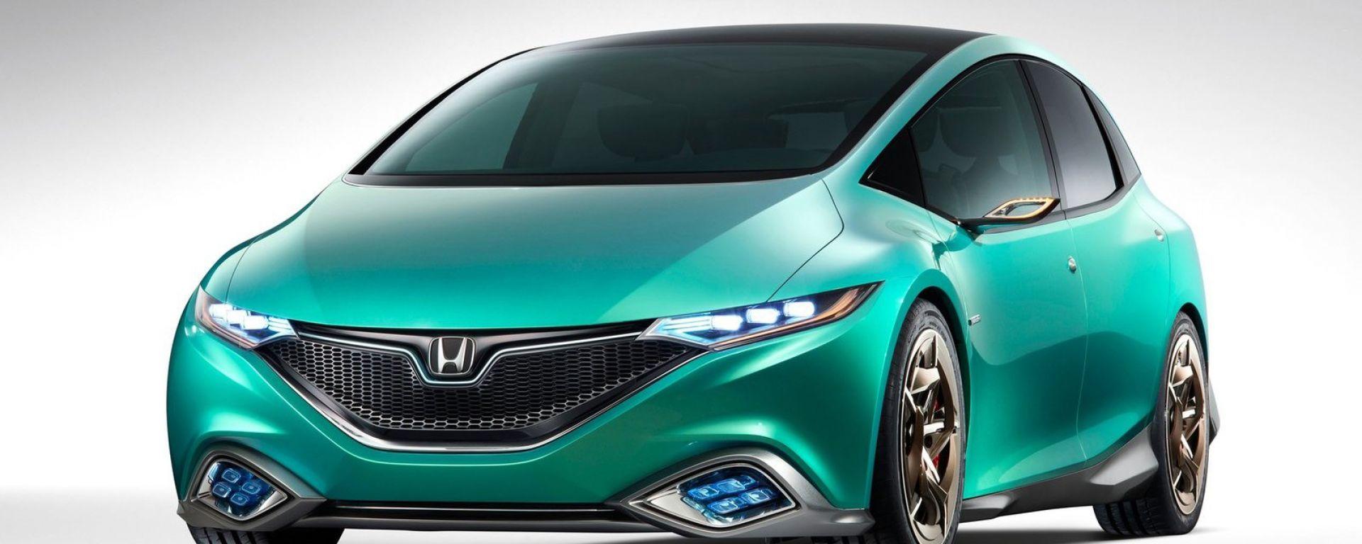 Honda S Concept e C Concept